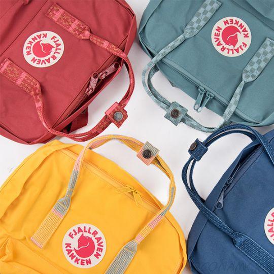 Городской сумка-рюкзак Fjallraven Kanken Classic