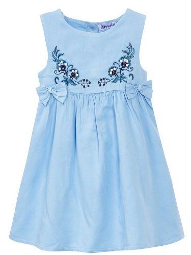 Платье на девочки 2-5 лет Bonito BK840P