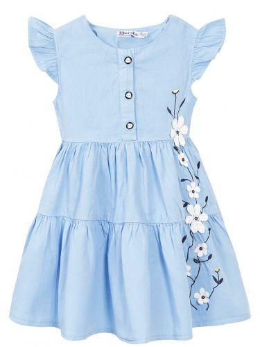 Платье на девочки 3-7 лет Bonito BK839P2