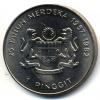 Малайзия 1 ринггит 1982