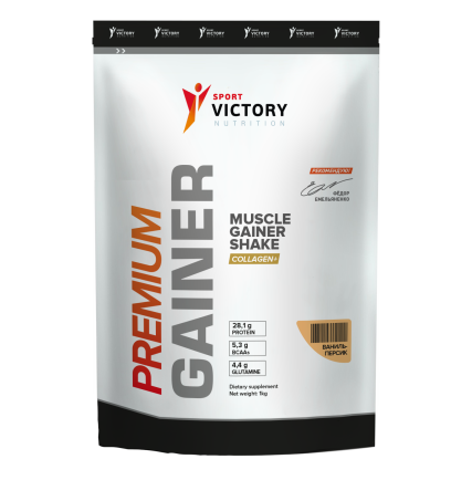 Premium Gainer от Sport Victory Nutrition 1 кг