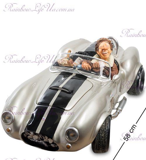 """Автомобиль """"Shelby Cobra 427 SC Silver. Forchino"""""""