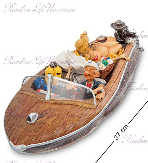 "Лодка ""Le Playboy. Forchino"""