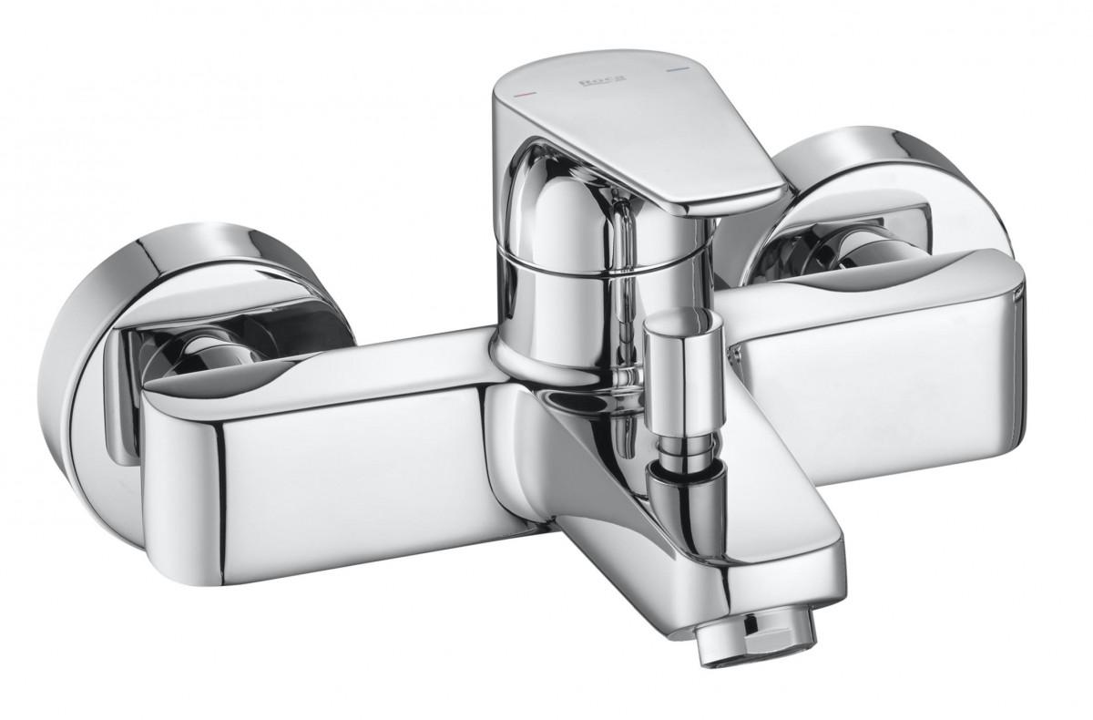 Смеситель для ванны и душа Roca Atlas  75A0290C0M