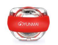 Гироскопический тренажер для рук Xiaomi Yunmai Gyroscopic Wrist Trainer (Красный)
