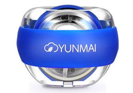 Кистевой тренажер Yunmai YMGB-Z701 70 х 55 см (Синий)