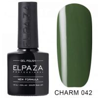 Elpaza гель-лак Charm 042, 10 ml