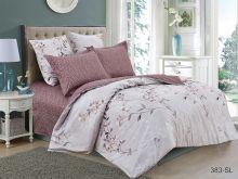 Комплект постельного белья Сатин SL  семейный  Арт.41/383-SL