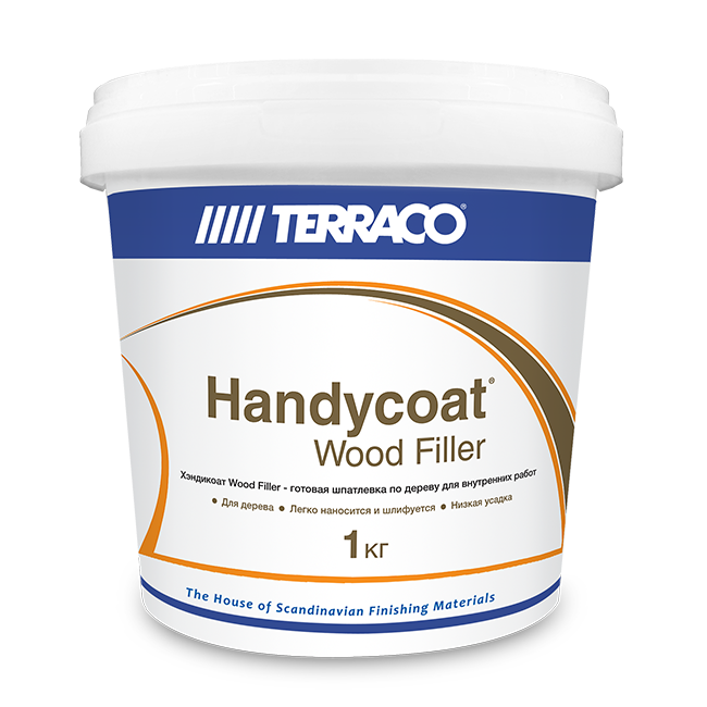 HANDYCOAT WOODFILLER