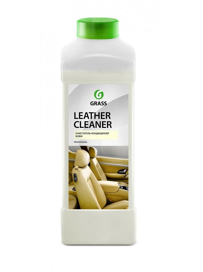 Очиститель-кондиционер натуральной кожи «Leather Cleaner» GRASS 1л