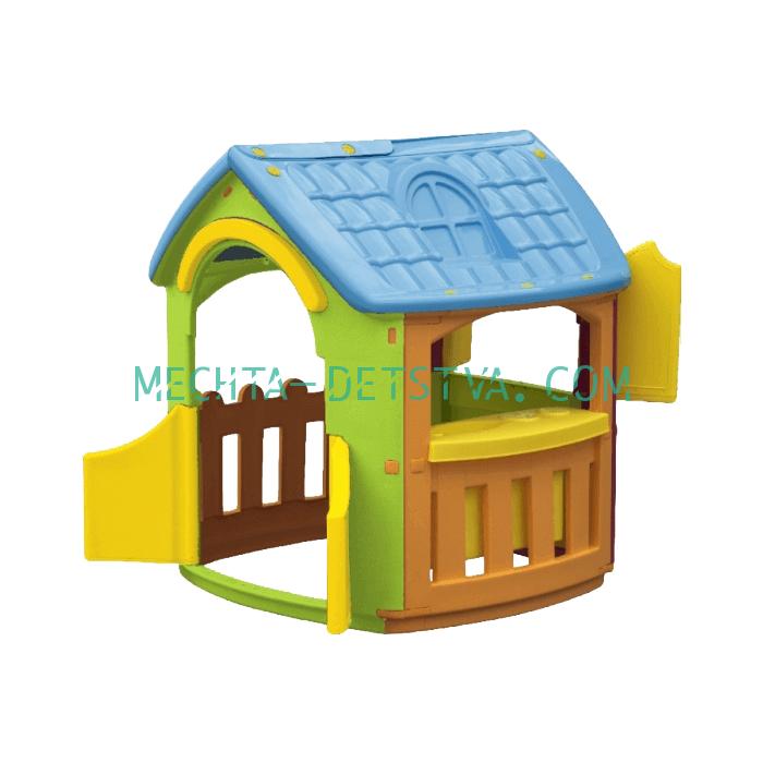 Детский игровой домик Кухня 663