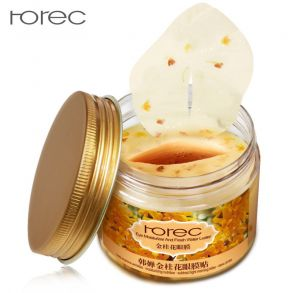 100 шт Патчи для кожи вокруг глаз ROREC с экстрактом османтуса