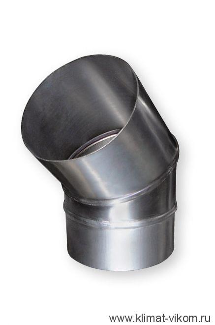 Отвод 135*, ф 115, AISI 439/1,0мм