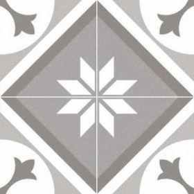 Плитка Dual Gres Chic Marta Grey 45×45