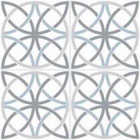 Плитка Dual Gres Chic Bosham White 45×45