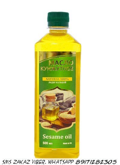 Кунжутное масло Seadan