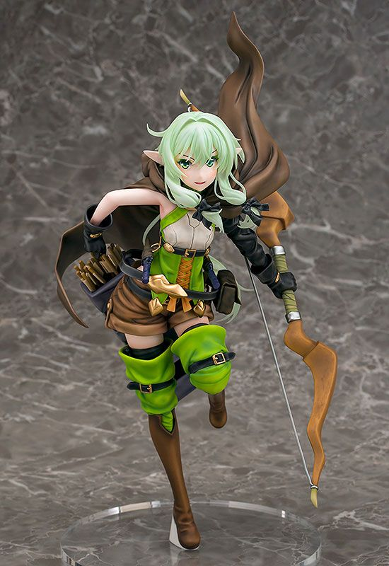 Аниме фигурка Goblin Slayer - High Elf Archer