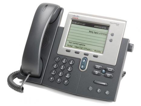 IP Телефон Cisco CP-7942G=