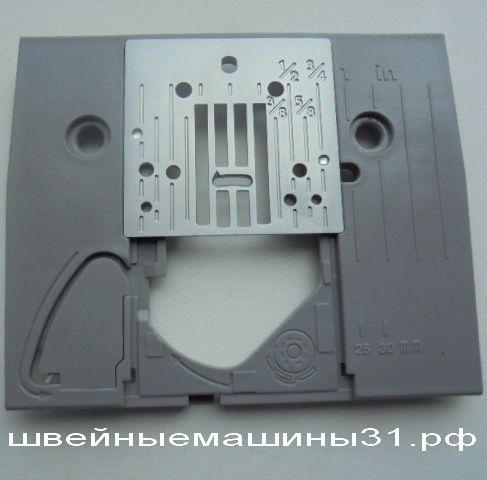 Игольная пластина BROTHER modern   цена 1300 руб.