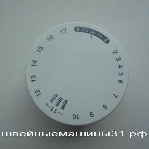 Диск выбора вида стежка BROTHER modern 21        цена 300 руб.