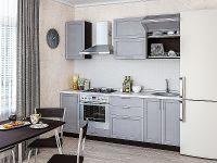 Кухня Сканди-01 Grey Softwood