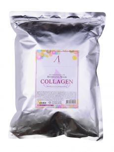 Collagen Modeling Mask / Refill Маска альгинатная с коллагеном укрепляющая (пакет) 1кг