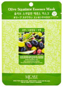 Olive Squalane Essence Mask Маска тканевая олива, 23гр