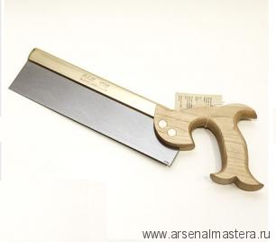 Пила столярная обушковая Pax 1776 Dowetail RipCut Saw 254мм (10дюйм) 20tpi Thomas Flinn М00006519