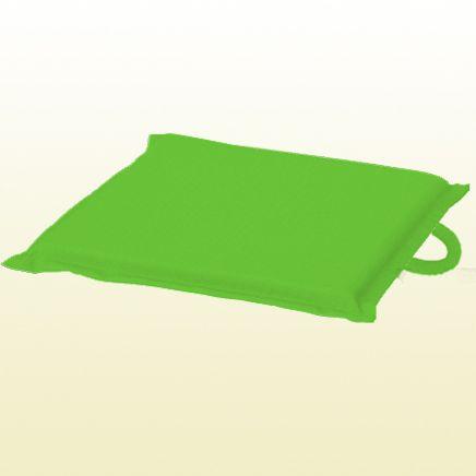 Подушка Оксфорд, цвет зеленый