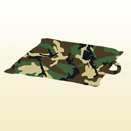 Подушка Оксфорд, цвет камуфляж