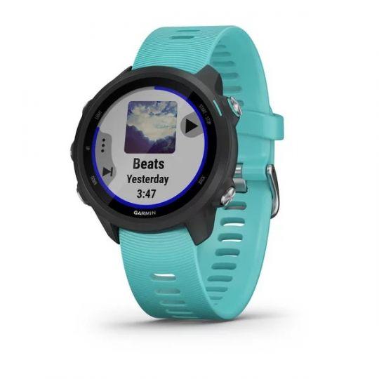 Часы Garmin Forerunner 245 music голубые