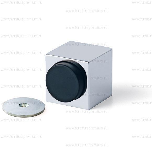 Olivari Cubo B136C магнитный ограничитель открывания для двери