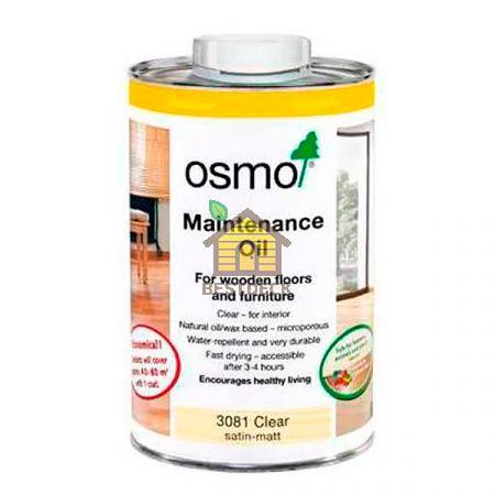 Масло для ухода за полами Pflege-Ol (Бесцветное полуматовое с антискользящим эффектом (R9)