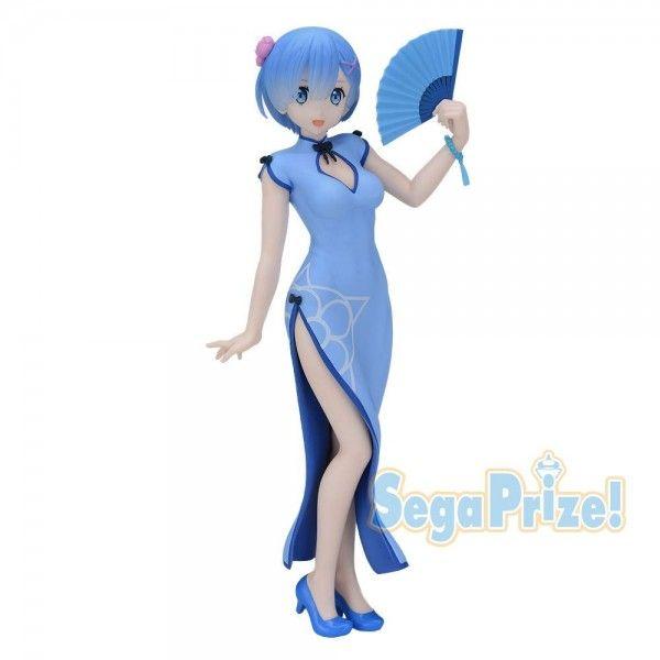 Аниме фигурка Re:ZERO - Рем Rem Dragon-Dress Ver.