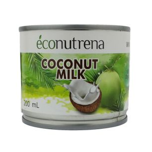 Кокосовое молоко 17% Органическое 200 мл