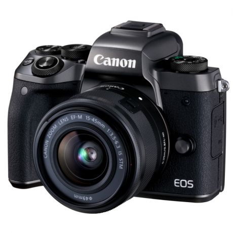 Canon EOS M5 EF-M15-45 IS STM Kit