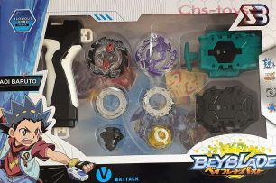 Набор Beyblade Burst Бейблэйд BB804 Зевс + Вайврон (Zillion Zeus + Wild Wyvern)