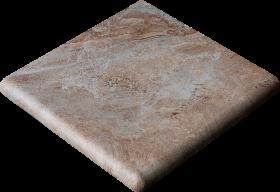 Ступень угловая Exagres Maverick Cartabon Fior. Canela 33×33.5