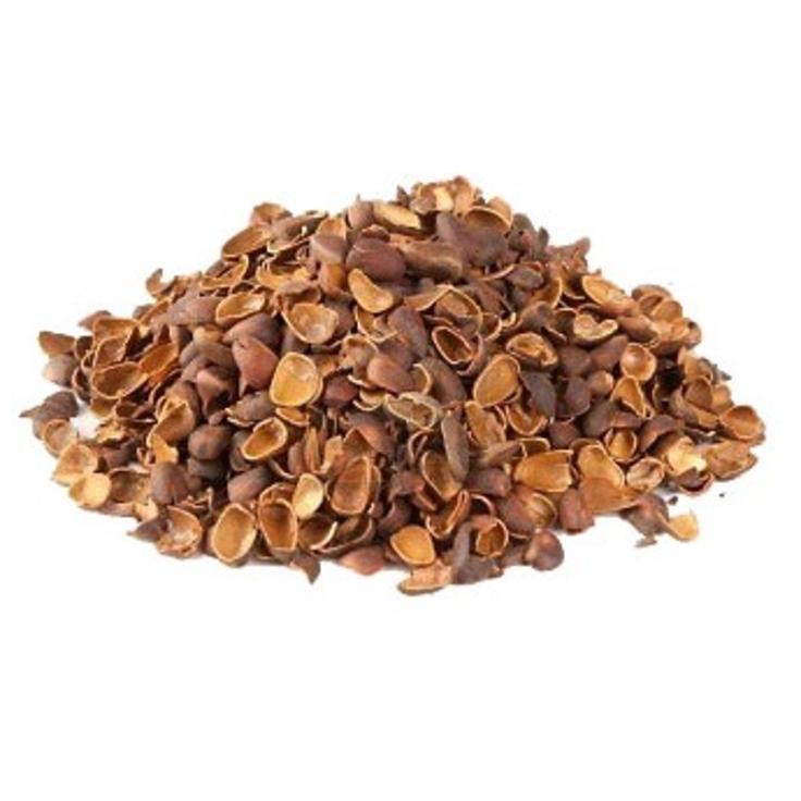 Скорлупа кедрового ореха, 200 грамм