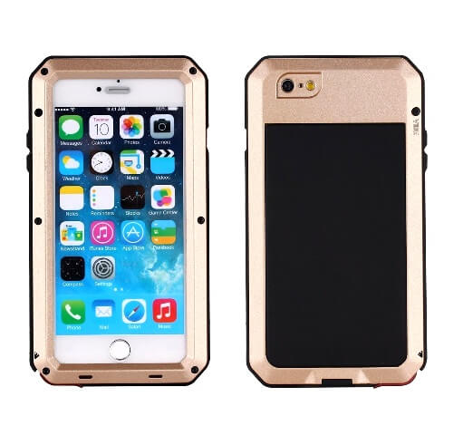 Чехол LUNATIK TAKTIK EXTREME для iPhone 6 Plus, 6S Plus Золотистый