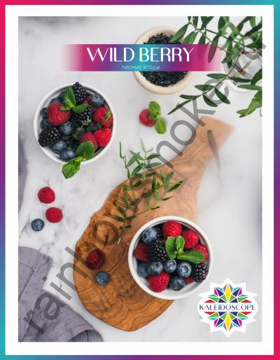 Смесь Kaleidoscope 50 гр - Wild Berry (Лесные Ягоды)