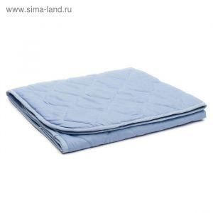 Одеяло АДЕЛЬ бамбук облегч. 105*140, микрофибра, пэ100% (150г/м2)   3409670