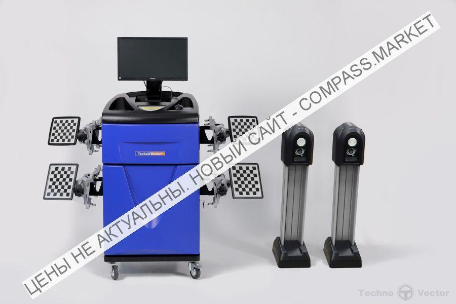 Стенд сход-развал 3D Техновектор 7 V 7202 M 5 A