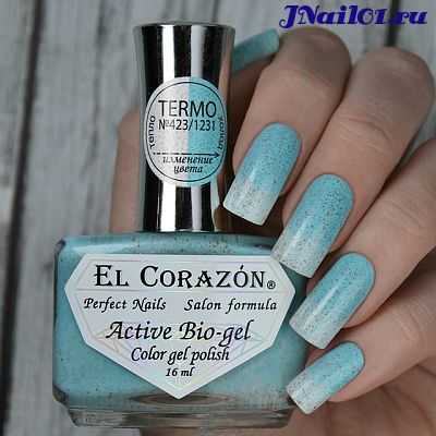 EL Corazon Active Bio-gel. Серия Termo Autumn dreams № 1231