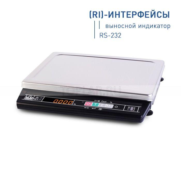 Весы МАССА MK_A21 (RI)