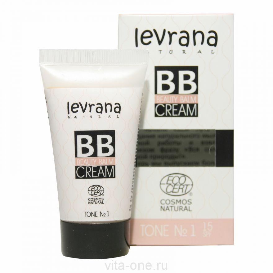 BB-крем тон №1 Levrana (Леврана) 30 мл