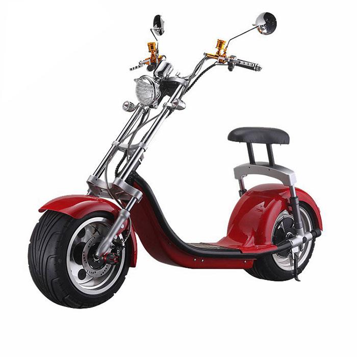 Электроскутер Citycoco Harley 1500W