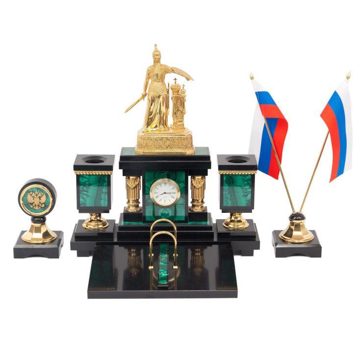 Настольный набор Россия