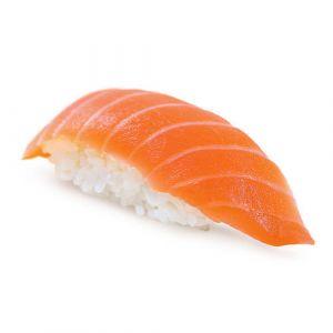 020 Ролл с лососем