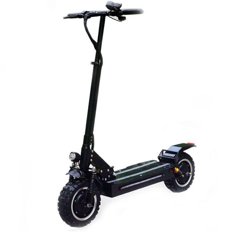 Электросамокат Alligator Electric Scooter - двухмоторный электросамокат